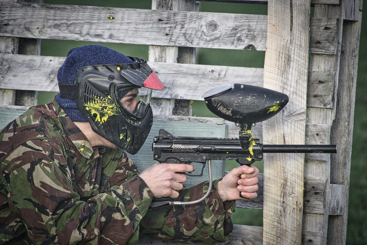 Paintball and Airsoft Venues Near London - WhoWired.com